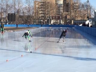 連盟 釧路 スケート